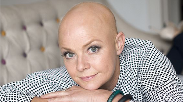 TV personality Gail Porter